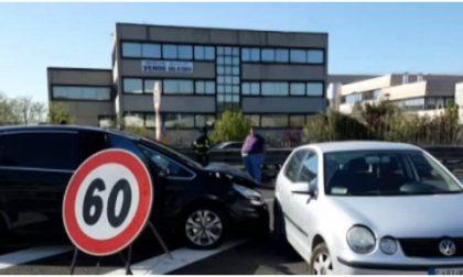Villafranca – Valeggio, maxi incidente coinvolge tre auto e uno scooter