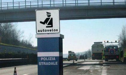 Villafranca, da oggi nuovi autovelox