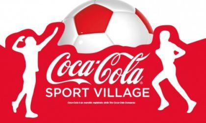 Arriva il Coca-Cola Sport Village