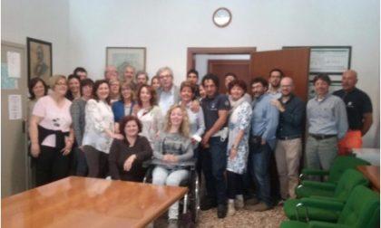 Il sindaco Miozzi saluta i dipendenti comunali