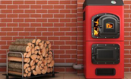 Riscaldamento domestico a biomasse, possibile ridurre le emissioni