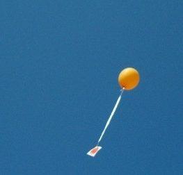 Ritrova il palloncino e manda un pacco dono