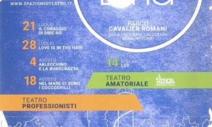 "A Villa Trevisani in scena la commedia ""Love is in the air"""