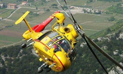 Cade durante una scalata di roccia, 30enne in ospedale