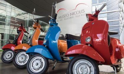 #ExhibitionVespa, oggi al Museo Nicolis visita gratuita