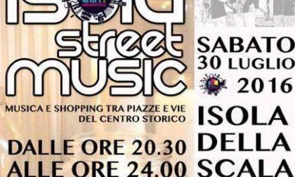 Isola Street Music, una serata di eleganza e luminose atmosfere