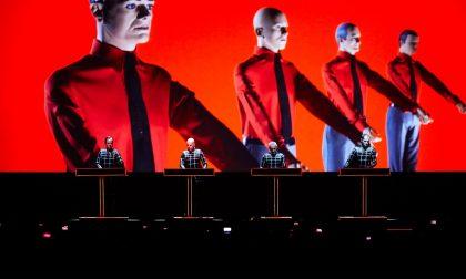 Kraftwerk, incanto e magia in 3D