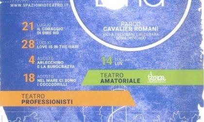 """""""Love is in the air"""", a Villa Trevisani torna il teatro"""