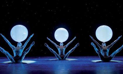 Teatro, da stasera torna la magia dei Momix