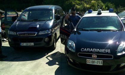 Un arresto e dieci denunce, maxi lavoro dei Carabinieri