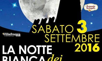 Villafranca, conto alla rovescia per la IX edizione della Notte Bianca