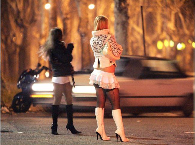 Controlli anti-prostituzione 7 sanzionati