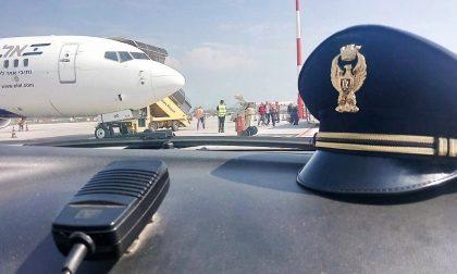 Aeroporto Catullo, manette per un albanese e per due migranti