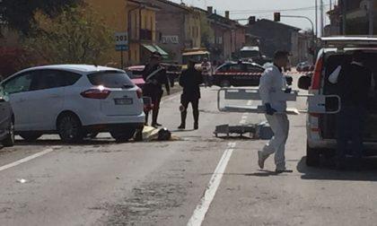 Tragico scontro auto moto, centauro 50enne perde la vita