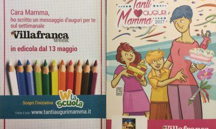Festa della mamma, su Villafrancaweek gli auguri dei vostri figli