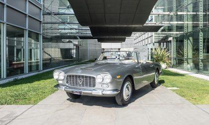 Le Lancia Sportive e da Turismo del Museo Nicolis a Verona Legend Cars
