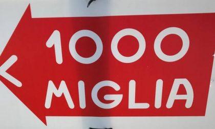 Mille Miglia, il passaggio da Villafranca