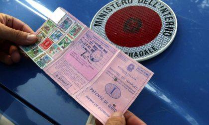 Ritiro patente di guida, arrivano importanti novità