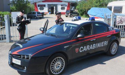 Tentato furto e prende a morsi i Carabinieri, arrestata 25enne