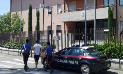Castelnuovo: fumano erba e fanno gli spacconi con i Carabinieri