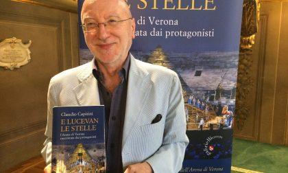 Claudio Capitini racconta l'Arena di Verona nel suo nuovo libro