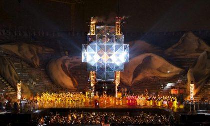 Festival Arena di Verona, apre Nabucco