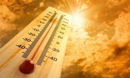 Nuova ondata di caldo, picchi fino a 37 gradi
