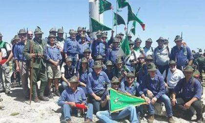 1917-2017, gli Alpini veronesi in pellegrinaggio sull'Ortigara