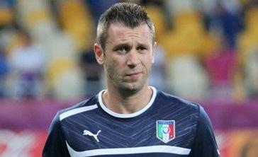"""Cassano: """"Chiedo scusa, non giocherò più a calcio"""""""
