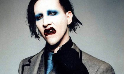 """""""Manson: l'uomo deve migliorare l'arte"""""""