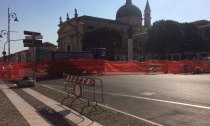 Manutenzione tubi del gas, chiuso corso Vittorio Emanuele
