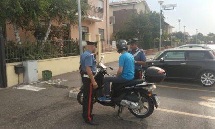 Bussolengo, arrestato per furti un giovane