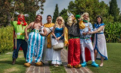 Il magico mondo del cosplay torna al parco Sigurtà