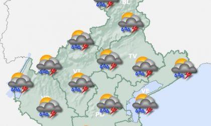 Meteo: da giovedì Poppea porta la pioggia