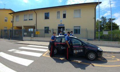 Ruba uno zaino, arrestato un 40enne italiano