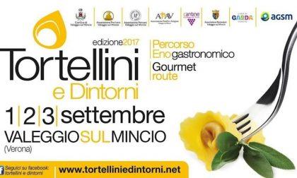 """Valeggio, torna """"Tortellini e Dintorni"""""""