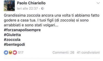 """Verona - Napoli, il giornalista Sky """"perde la testa"""": """"Giulietta..."""""""
