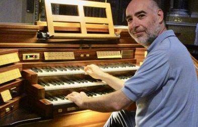 Bonetto, è lui il «signore» dell'organo in Abbazia