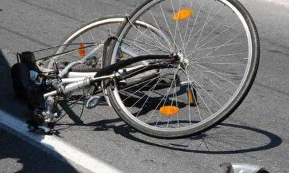Ciclista investito a Verona: è grave