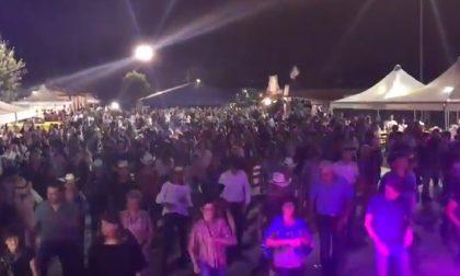 Festa country di Alpo, un successo