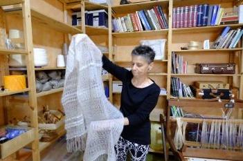 Margherita Carra: ecco la maestra dei tessuti