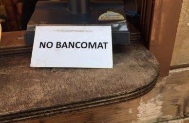 Parco Sigurtà preferisce il cash: «No bancomat»