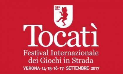 Verona, tutto pronto per la XV edizione del Tocatì