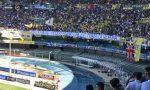 Tifosi Hellas fuori dal San Paolo, il caso arriva in Parlamento