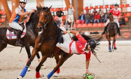 "A Fieracavalli arriva anche l'""Horseball"""