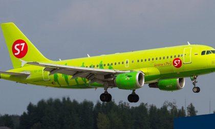 A San Pietroburgo con il volo diretto della S7 Airlines