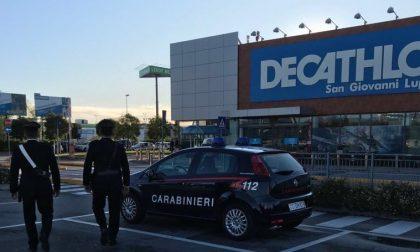 Furti nei parcheggi: arrestati tre italiani