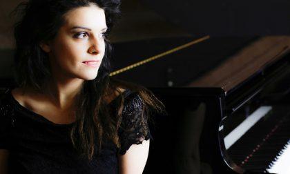 Il pianoforte di Ilaria da Bagnolo a New York