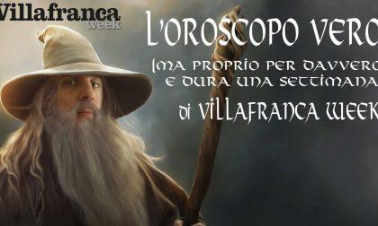 L'Oroscopo Vero di Villafranca Week