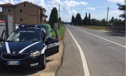 Multa record a Villafranca, sanzione da 6mila euro